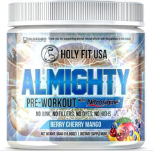 Load image into Gallery viewer, Almighty Pre-Workout 40 Servings