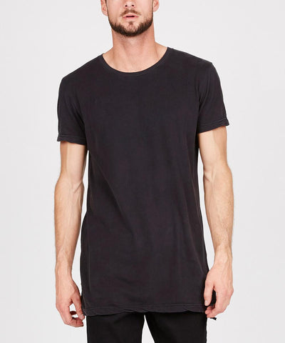 SEEING LINES T-SHIRT BLACK