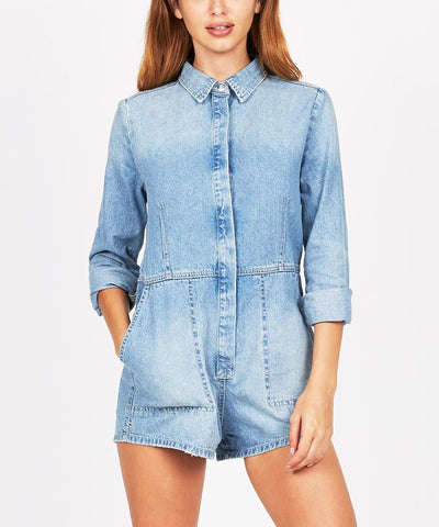 DENIM BOILER SUIT HAVOC STREET