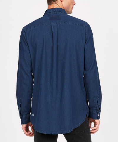 Lo Key Long Sleeve Shirt Werk'n Blue