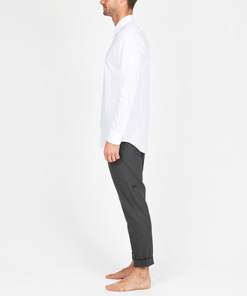 JAGGER POLIN SHIRT WHITE