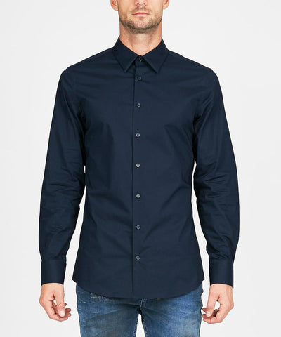 JAGGER POLIN SHIRT DARK NAVY