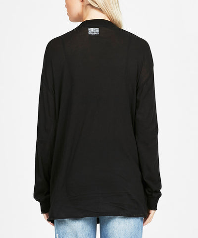 Lovesick Long Sleeve T-Shirt Black