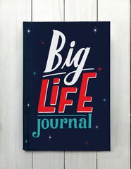 BIG LIFE JOURNAL FOR TWEENS AND TEENS