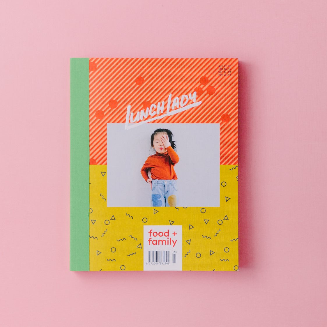 NEW LUNCH LADY MAG #19