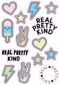 ICONIC STICKERS