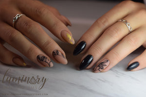 "10ml Multi-Flex Gel ""Absence"" (Smokey Black)"
