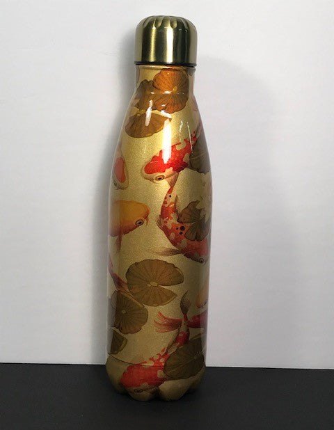 Water Bottle - Koi Pond