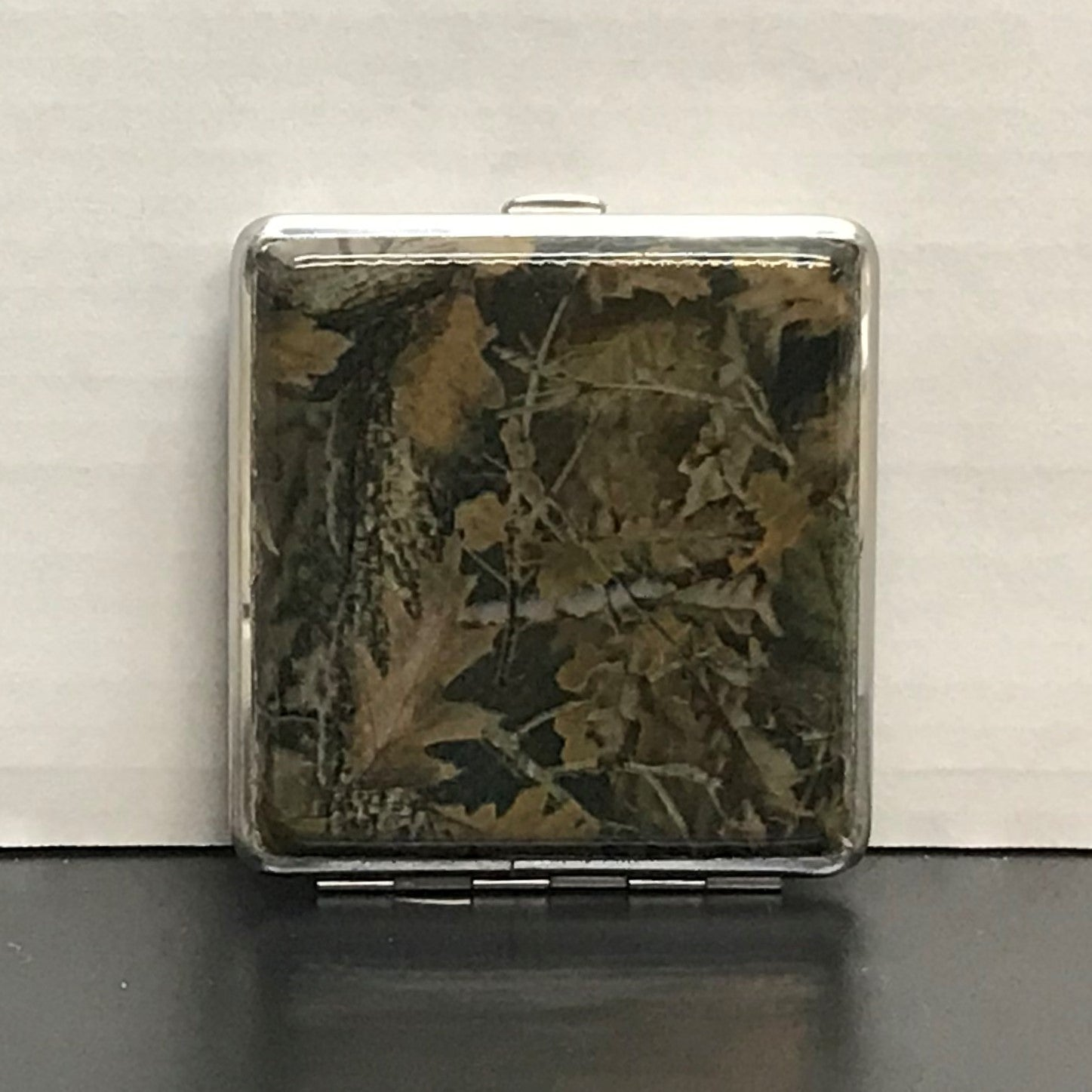 Cigarette Case - Mossy Oak Camo