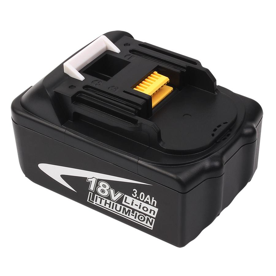 For Makita 18V BL1830 3.0Ah Battery & For Makita DC18RC 3A 14.4V-18V Charger