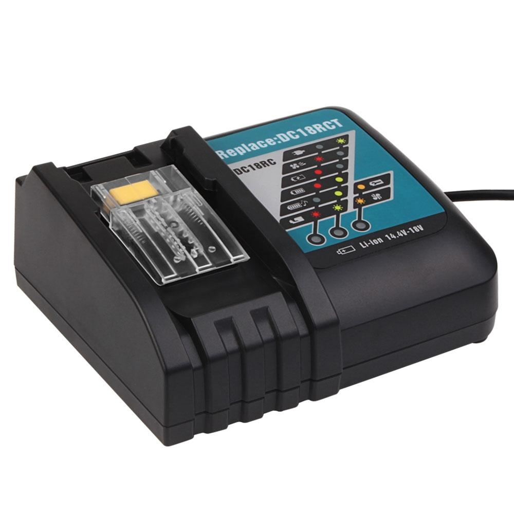 For Makita DC18RC 3A 14.4V-18V Charger