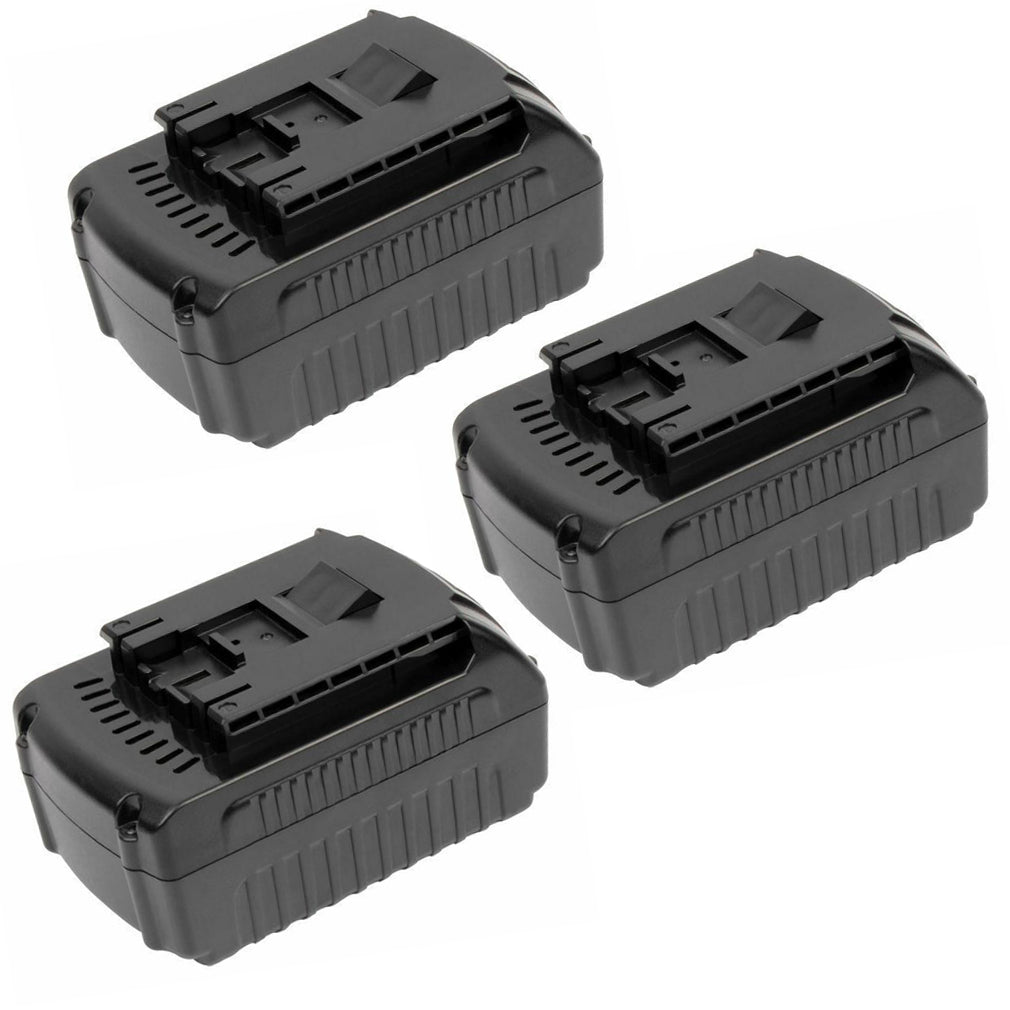 For BOSCH 18v Battery | BAT618 4.0Ah Li-Ion Battery Replacement 3 Pack