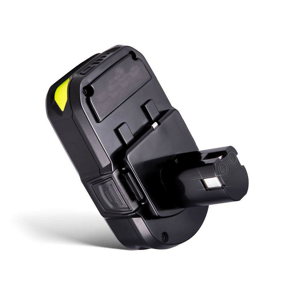 For Ryobi 18V  P102 2.0Ah Li-ion Battery & For Ryobi One Plus Battery Charger