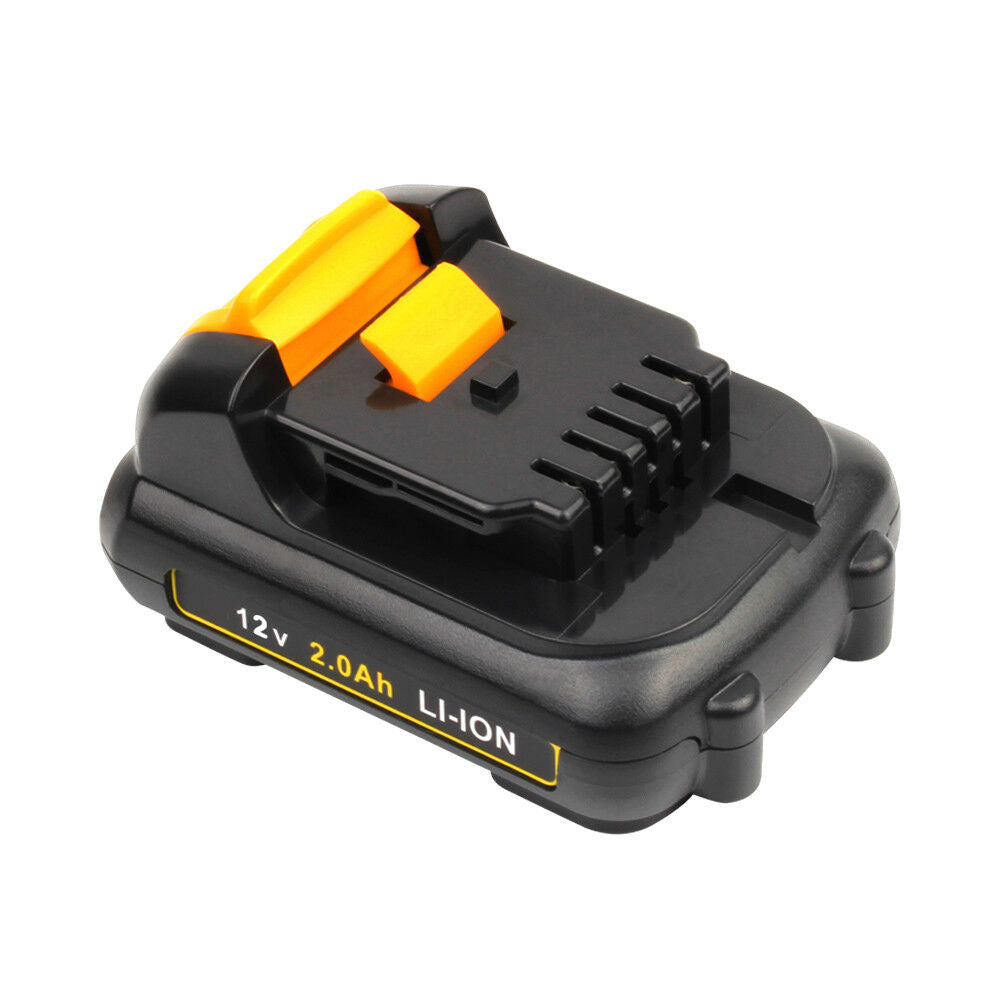 For Dewalt 12V Battery Replacement | DCB120 2.0Ah Li-ion Battery 3 Pack