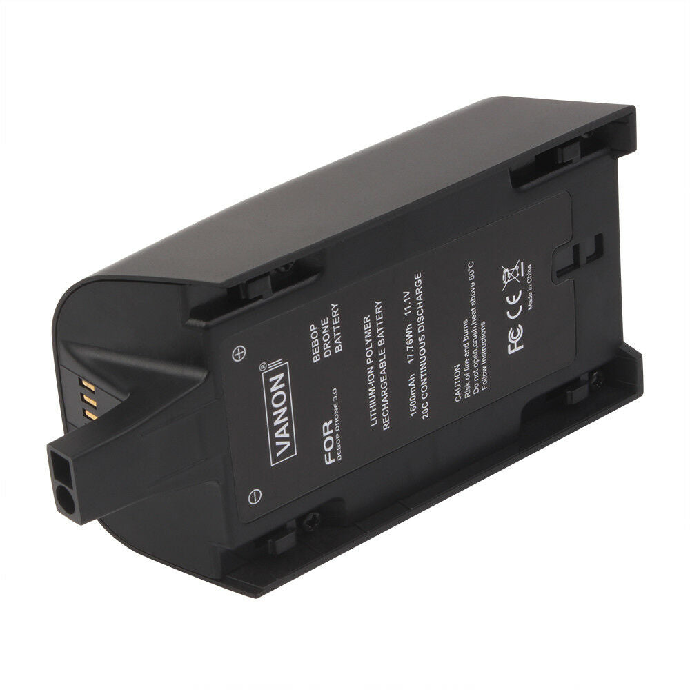 For Parrot Bebop Drone 11.1V Battery Replacement | 1600mAh Li-ion Battery