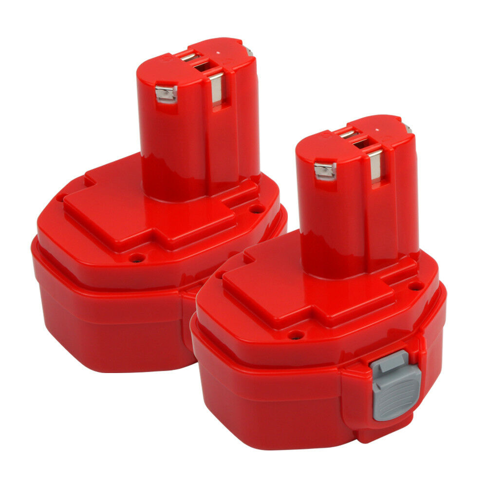 For MAKITA 1420 Battery Replacement 14.4 V   | 3.0AH NI-MH  Battery 2 Pack