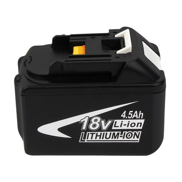 Makita 18V | BL1845 Battery | Makita 18V BL1845 Battery | 4.5Ah Lithium-Ion Battery Replacement | right