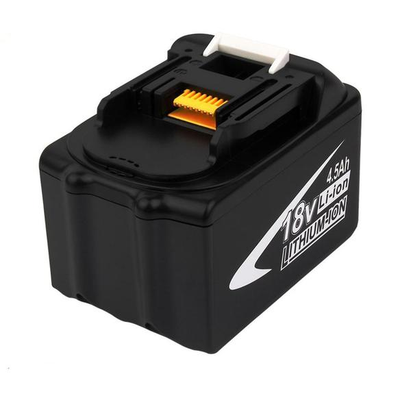 Makita 18V | BL1845 Battery | Makita 18V BL1845 Battery | 4.5Ah Lithium-Ion Battery Replacement | front