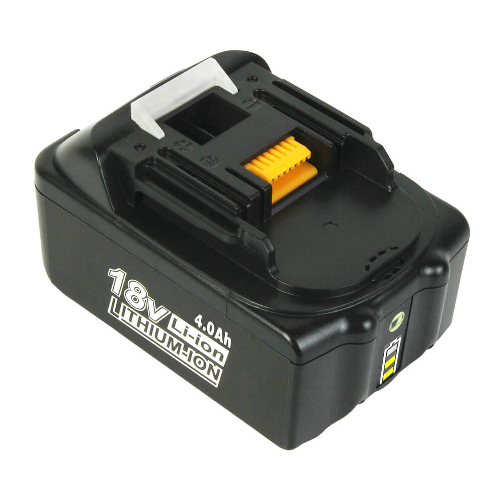 For Makita 18V Battery Replacement | BL1840B 4000mAh Li-ion Battery | 1