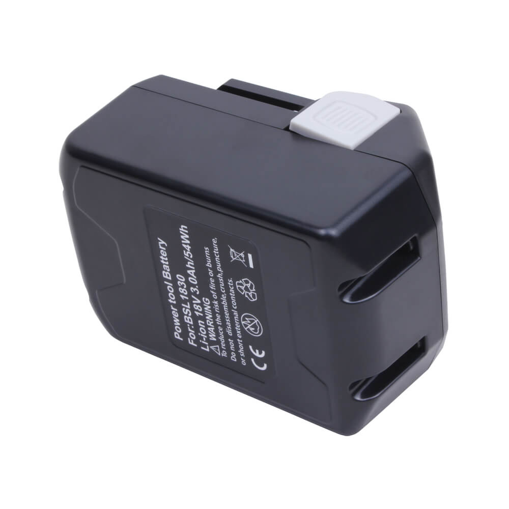 18V Hitachi | Hitachi Battery Replacement | BSL1830 4000mAh Li-ion Battery | bottom
