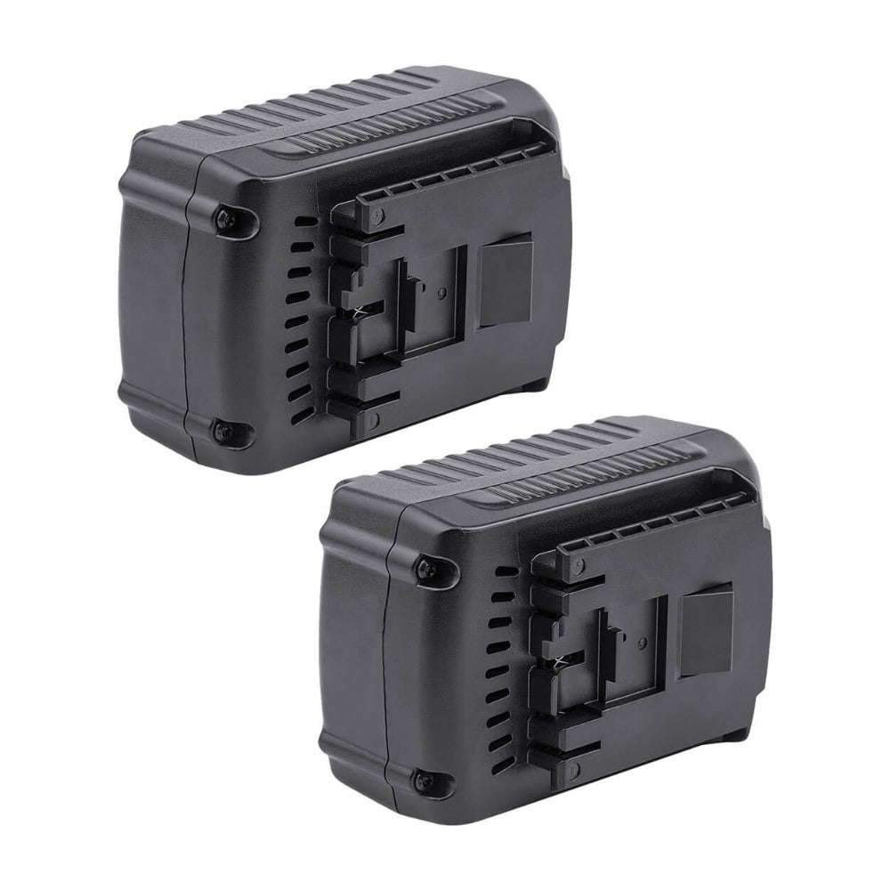 2 Pack For 18V BOSCH Battery Replacement | BAT610G 5000mAh Li-ion Battery