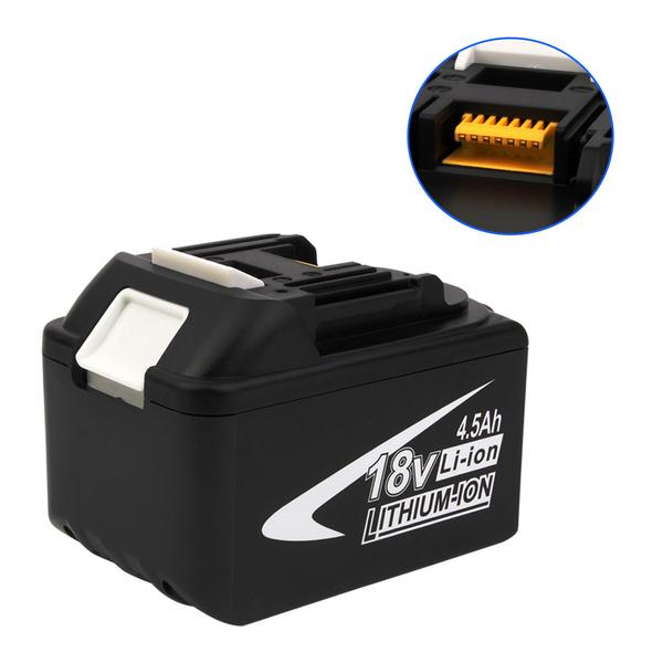 For Makita 18V BL1845 Battery | 4.5Ah Lithium-Ion Battery Replacement