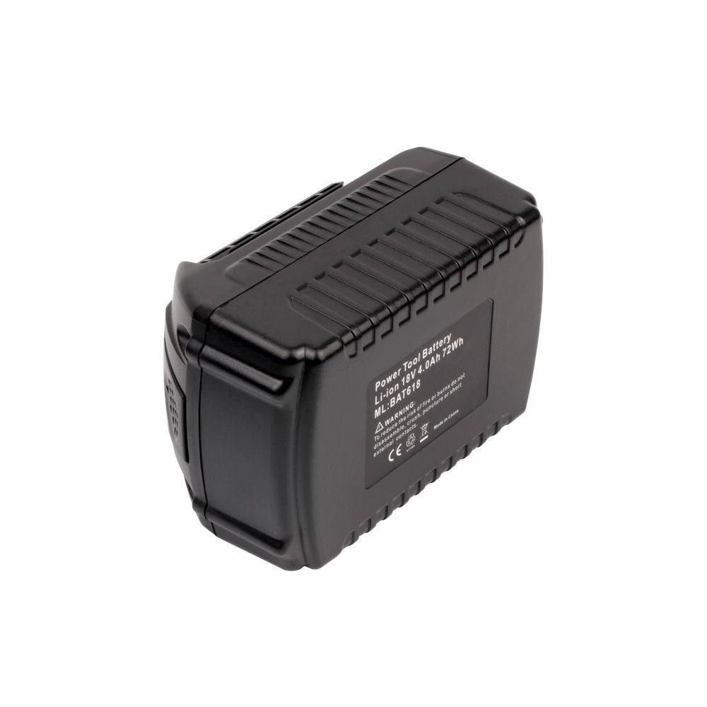 For BOSCH 18v Battery | BAT618 4.0Ah Li-Ion Battery Replacement 4 Pack