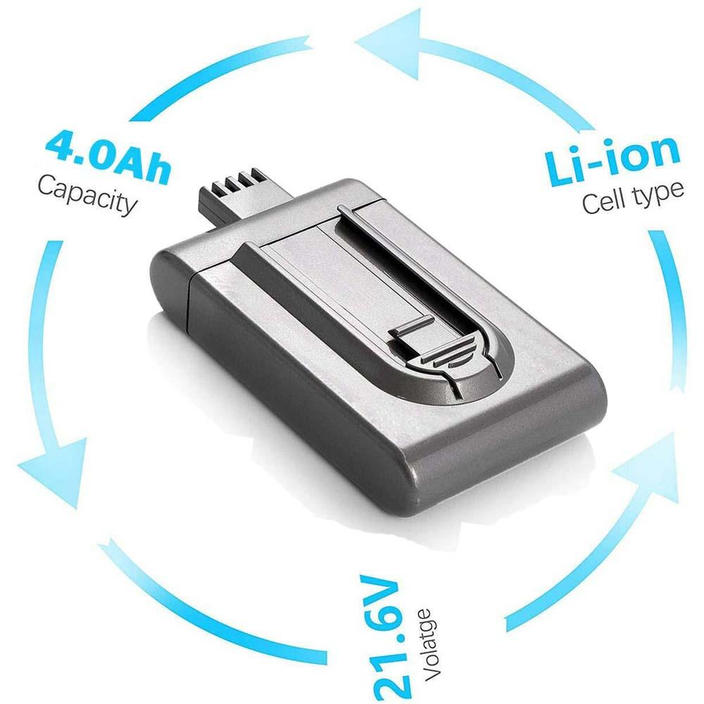 for Dyson DC16 21.6V 4.0Ah Li-ion Battery | 2