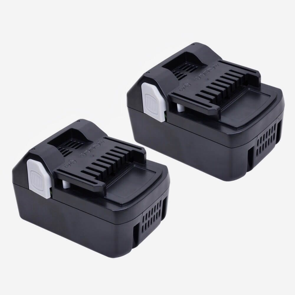 2 Pack For 18V Hitachi Battery Replacement | BSL1830 4000mAh Li-ion Battery