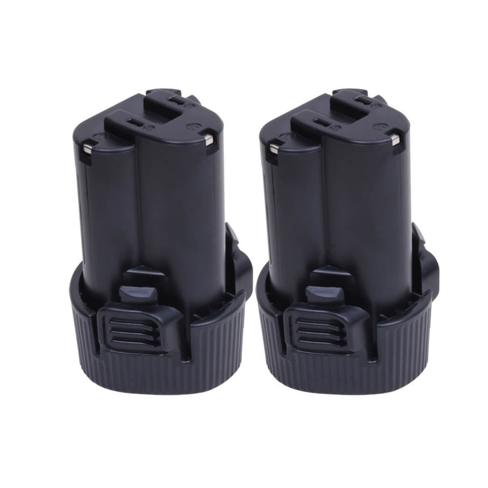 2 Pack For Makita 10.8V Battery Replacement | BL1013 3.0Ah Li-Ion Battery