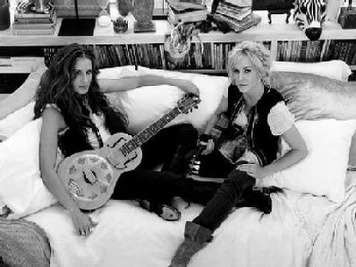 "Emily Robison and Martie Maguire ""The Dixie Chicks"""
