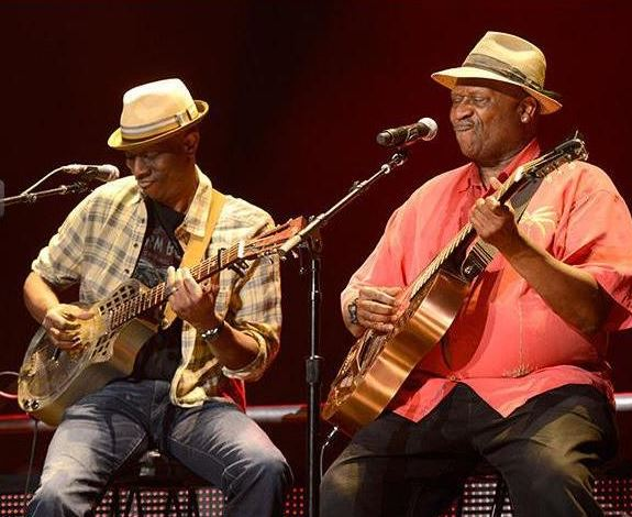 Keb Mo and Taj Mahal