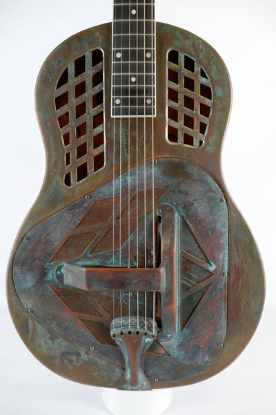 Lefty Tricone Classic | Copper Rust
