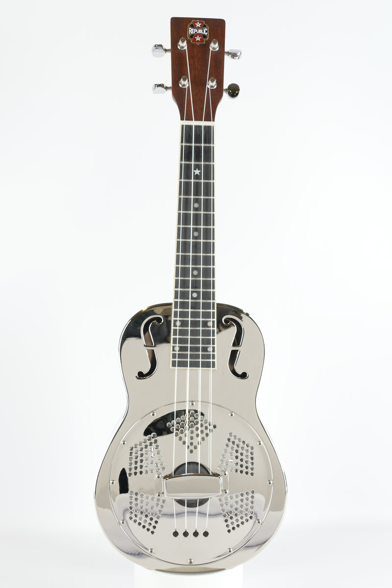 Concert Ukulele | Polished Nickel