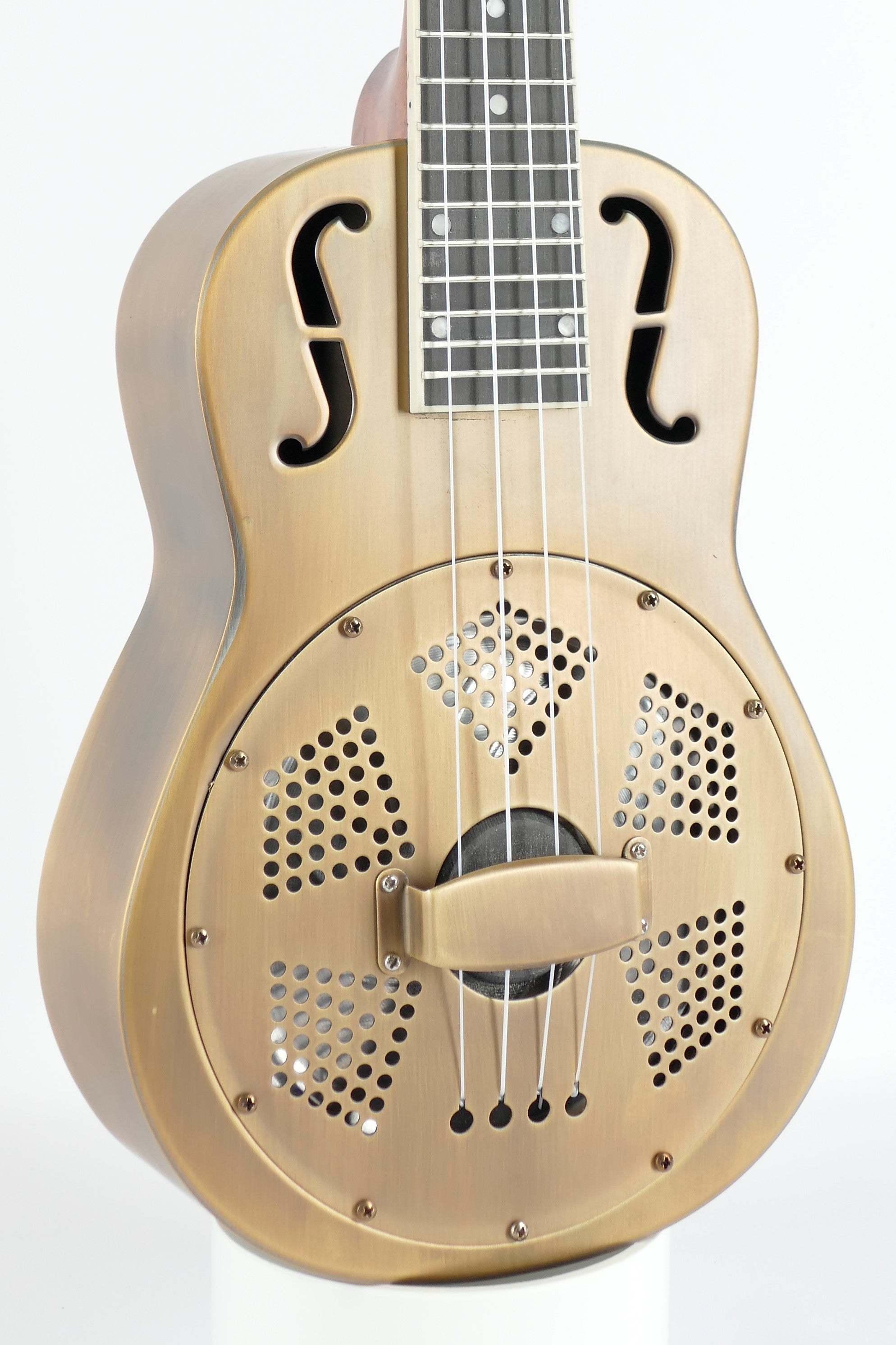 Concert Ukulele | Antique Brass