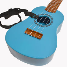 Load image into Gallery viewer, KeiKi Ukulele in Pacific Blue