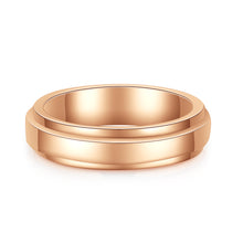 Load image into Gallery viewer, 10K Rose Gold Eternity Plain Ring 10K金Eternity戒指 (10KR010)