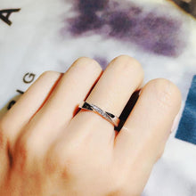 Load image into Gallery viewer, Infinity Pave Ring Infinity碎鑽戒指 (JR039)