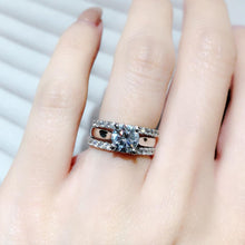 Load image into Gallery viewer, Classic 4 Claws Solitaire Ring 經典四爪戒指 (JR021)