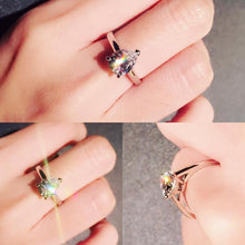Load image into Gallery viewer, Pear Cut Solitaire Ring 梨形戒指 (JR050)