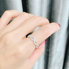 Load image into Gallery viewer, Celine Full Round Ring CELINE 全圈戒指 (JR068)