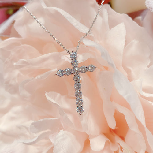 Cross Jewelry Necklace (JN025)