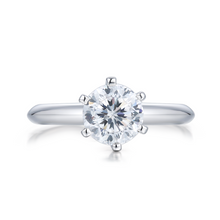 Load image into Gallery viewer, Diana Classic 6 Claws Solitaire Ring 經典六爪戒指 (JR020)