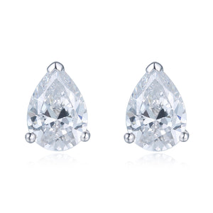 Pear Cut Earrings (JE011)
