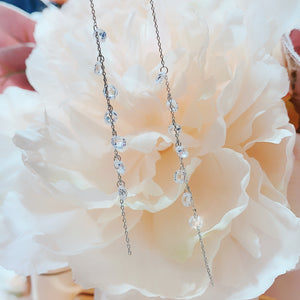 Swarovski Crystal Earrings 水晶耳環 (SWCE005)