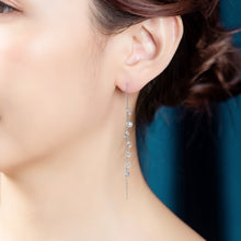 Load image into Gallery viewer, Swarovski Crystal Earrings 水晶耳環 (SWCE005)