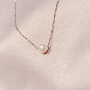 Swarovski Pearl Necklace 6mm (SWPN008)