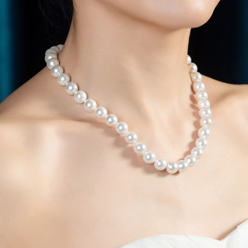 Swarovski Pearl Necklace (SWPN013)