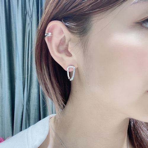 Wow Earrings 耳夹 (WE061)
