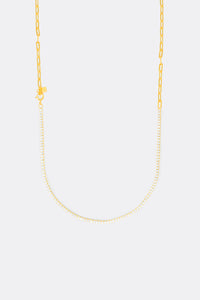 COLLAR ZIRCON CHAIN